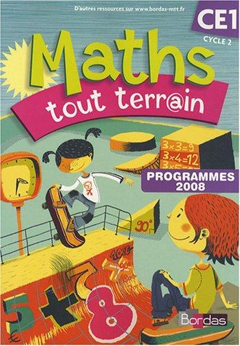 Maths tout terrain CE1 : Programmes 2008