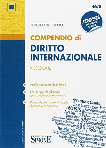 Compendio di diritto internazionale
