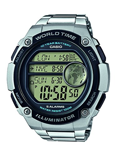 Casio Collection Unisex Adults Watch AE-3000WD-1AVEF