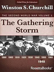 The Gathering Storm: The Second World War, Volume 1 (Winston Churchill World War II Collection)