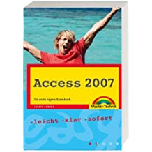 Access 2007: Die erste eigene Datenbank (easy)