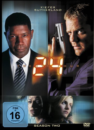 24 Season 2 [6 DVD] 24
