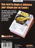 Image de Calendrier 365 jours de recettes Marmiton - L'Année à Bloc