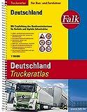 Falk Truckeratlas: für Bus- und Fernfahrer (Falk Atlanten)