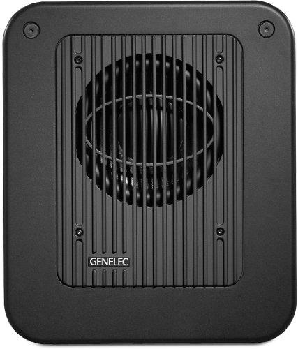 Genelec 7050B Active subwoofer 70W Schwarz - Subwoofer (70 W, Aktiver Subwoofer, 28 - 85 Hz, 100 dB, 20,3 cm (8 Zoll), Schwarz) - 70 Home Theater