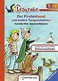 Der Piratenhund (Leserabe mit Mildenberger Silbenmethode)