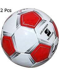 e30ff85997547 Wanlianer-Balls Wearable Officiel Taille 5 Football Adulte école Primaire  compétition Ballon de Football pour