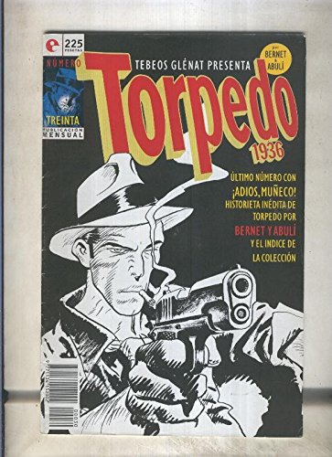 Torpedo comic book numero 30
