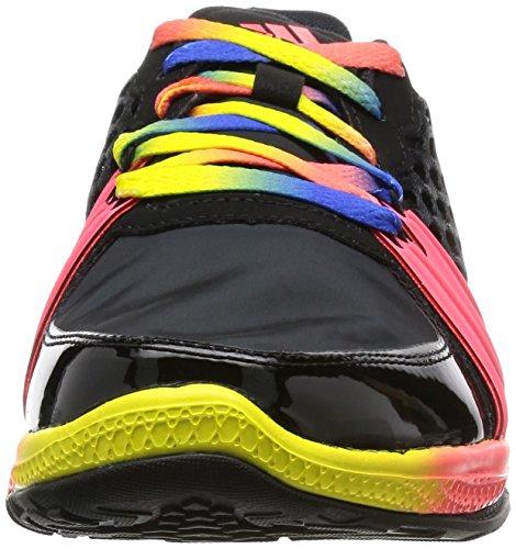 """Adidas Damen Trainingsschuh """"Stella Sport Ively"""" Blau-Rosa-Schwarz"""