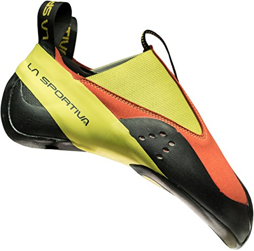 La Sportiva Kinder Kletterschuhe orange 38