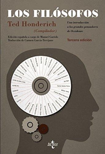 Los filósofos : una introducción transmitida a los grandes pensadores de Occidente