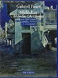 Mélodies - Melodie - Art Songs