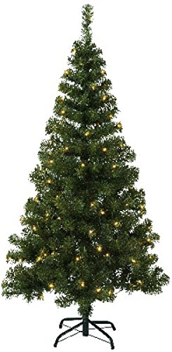 Best Season 609-03 LED Ottawa Prelit-Tree, beleuchtet