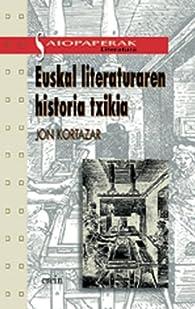Euskal Literaturaren Historia Txi par Jon Kortazar