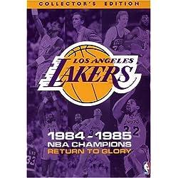 Nba Los Angeles Lakers 1985: Return to Glory [Reino Unido] [DVD]