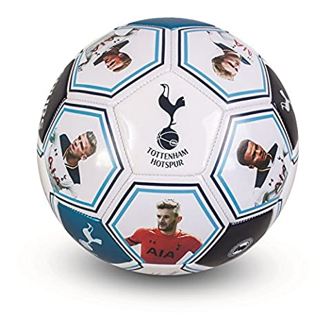 Tottenham Hotspur FC Official Gift Size 5 Player Photo &