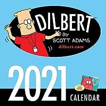 Dilbert 2021 - 16 Monatskalender: Original Andrews McMeel-Kalender [Kalender]