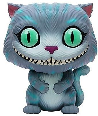 FunKo 6711 - Muñeco cabezón Alice en el mundo de maravillas, Gato Cheshire de Funko