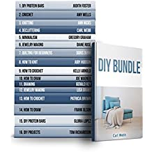 DIY BUNDLE: 16 Easy to Learn DIY Project Guides and Amazing Ideas for Makers  (English Edition)