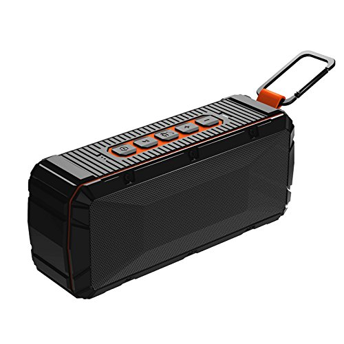 easyacc-v3-portable-waterproof-bluetooth-42-speaker-with-microphone-ipx6black-orange