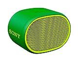 Sony SRS-XB01 Speaker Compatto, Portatile e Resistente all'Acqua con Extra Bass, Verde