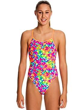 Funkita Mädchen Badeanzug Stroke Rate