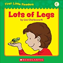 First Little Readers: Lots Of Legs (Level C)
