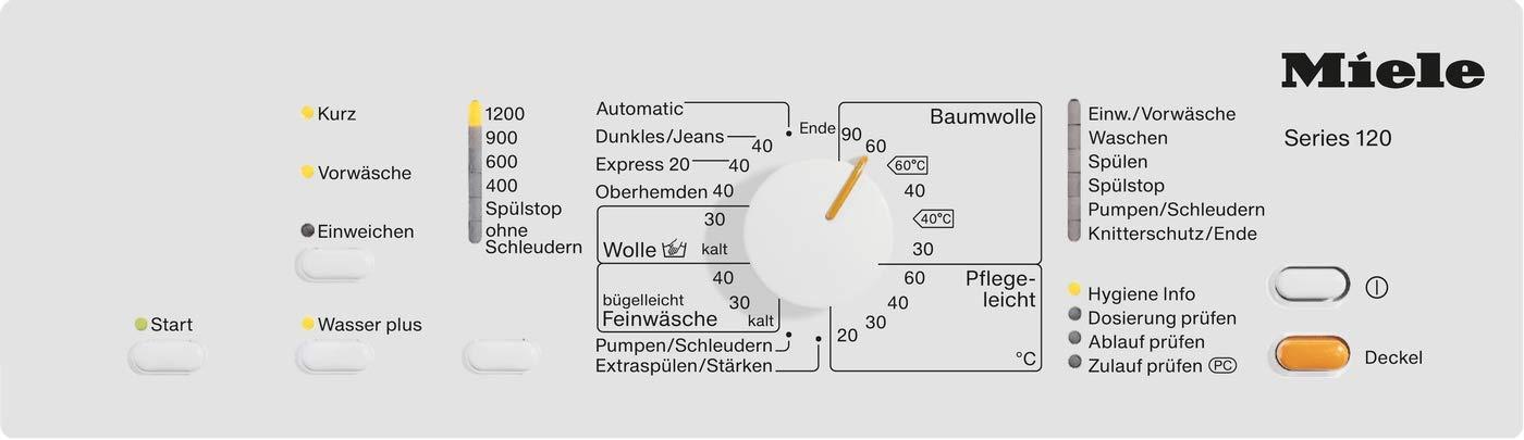 Miele-W-197-F-WCS-Series-120-Toplader-1200-UpM-mit-6kg-Schontrommel-Fahrrahmen-fr-maximalen-Komfort