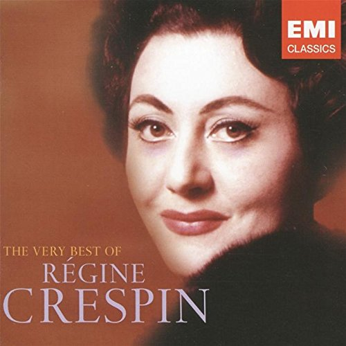 The Very Best of Régine Crespin