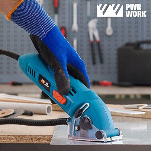 PWR Work Scie circulaire compacte pour tous matériaux