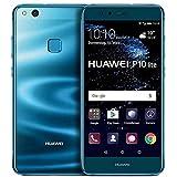 HUAWEI 6901443183197 P10 Lite Smartphone, 64Gb WAS-LX1A Dual SIM, 13.20 cm (5,2 Zoll), 8 MP Blitz Sekundär Blau