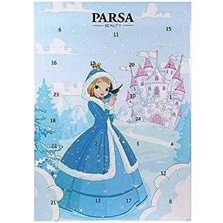Pelo joyas/Cabello Accesorios de calendario de Adviento 2019 para niñas de Parsa
