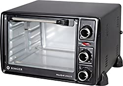 Singer MaxiGrill 2300 Oven Toaster Griller - 23 Litre with RC