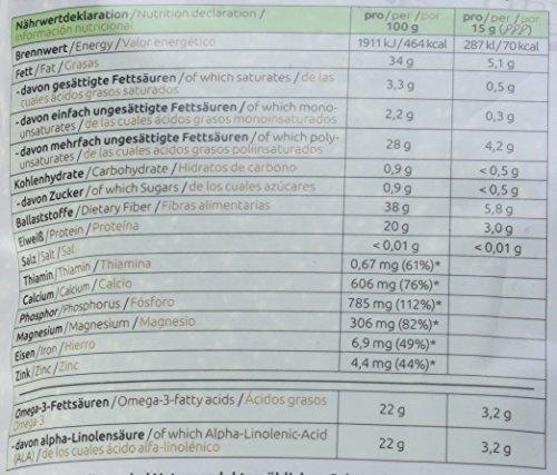 Naturacereal Premium Chia Samen (1 x 1 kg) - 2
