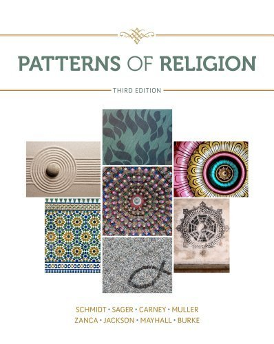Patterns of Religion by Roger Schmidt (2013-01-01)