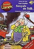 Senyals de fum: Llibre infantil de detectius per a nens de 10 anys amb enigmes per resoldre anant davant del mirall! Llibre per nens en català: 15