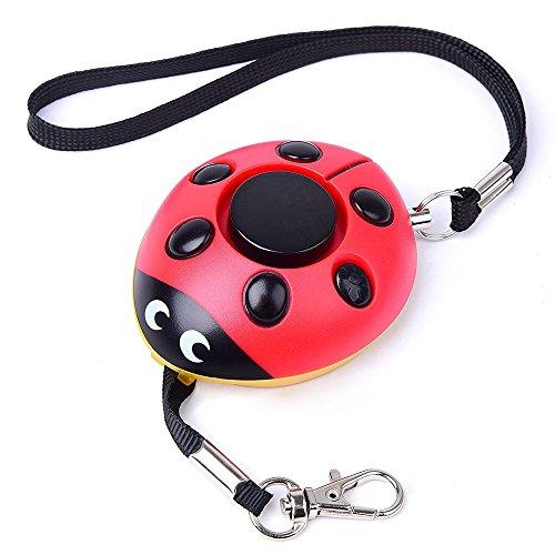 120dB allarme personale torcia LED di emergenza SOS con allarme per aiutare regali per gli studenti donne anziani bambini Lady Tracker sistema di allarme di sicurezza attacco protezione Panic auto-difesa dispositivo elettronico