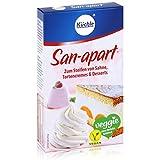 Küchle San-apart 125g - Zum Steifen von Sahne,Tortencremes & Desserts (1er Pack)