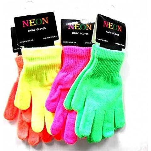 Magic Gloves Neon, confezione da 12