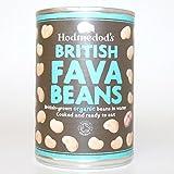 Hodmedod's | Organic Whole Fava Beans | 12 x 400g
