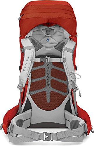 Osprey Damen Trekkingrucksack Ariel 55 WM Rot