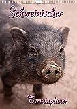 Schweinischer Terminplaner (Wandkalender 2015 DIN A4 hoch): Terminplaner mit kleinen und großen Schweinen (Monatskalender, 14 Seiten)