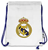 Real Madrid Sacca Palestra Bianca 43x33 cm PS 06666