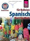 Spanisch für Bolivien - Wort für Wort: Kauderwelsch-Sprachführer von Reise Know-How - García Zacarias