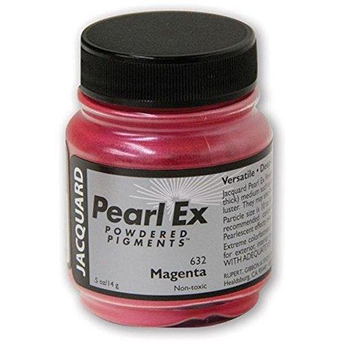 Jacquard Pearl Ex Powdered Pigment 14g-Magenta