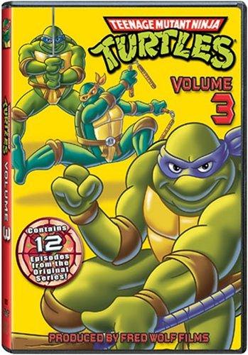 Teenage Mutant Ninja Turtles - Original Series (Volume 3) by Cam Clarke (Teenage Mutant Ninja Turtles 3)