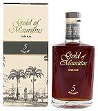 GOLD OF MAURITIUS 5 Solera Rum