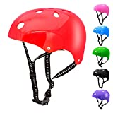 #7: Ocamo Children Helmet Scooter Balancing Car Skates Professional Helmet Enhance Safety Head Protection