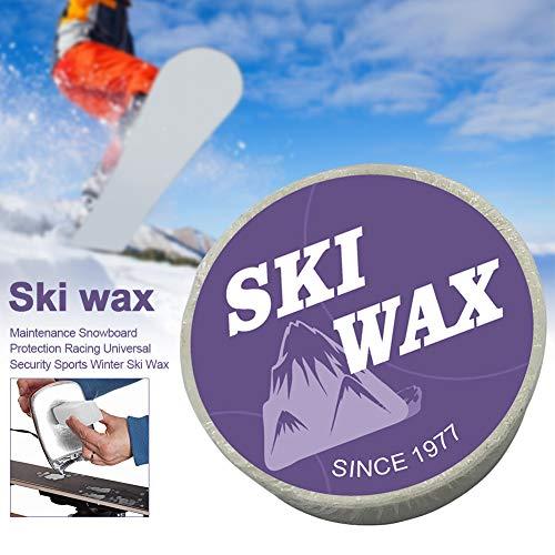 MCLseller Ski Wax, All Temperature Universal Snowboard