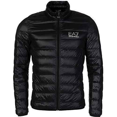 Emporio Armani Giacca Piumino Uomo EA7 Colore Black 8NPB01 PN29Z (L)